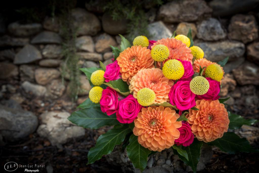 Fleurs de the reves - fleuriste mariage var et Paca