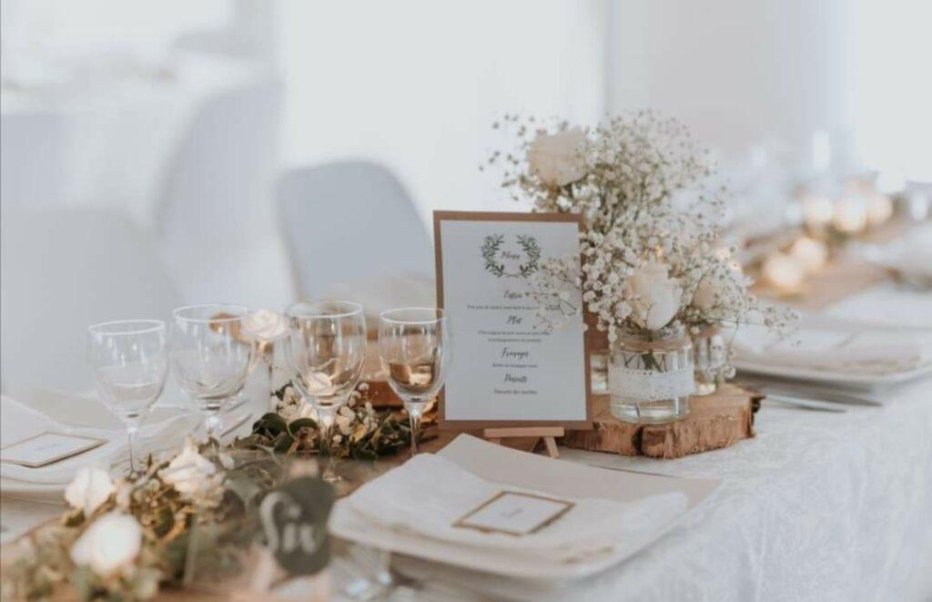 Fleurs de thé rêves - Fleuriste mariage Var
